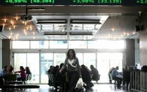 ΧΑ: Mεγάλες πιέσεις στις τράπεζες