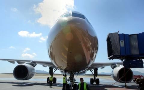 «Πετάνε» τα ελληνικά αεροδρόμια !