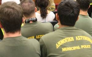 Καμίνης σε Πανούση: Να προσδιοριστούν άμεσα οι αρμοδιότητες δημοτικής αστυνομίας