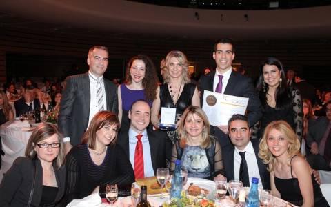 Roche Hellas: Βράβευση για το καλύτερο φαρμακευτικό προϊόν της χρονιάς