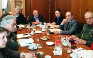 Σύσκεψη στο ΥΕΘΑ για τις γερμανικές αποζημιώσεις