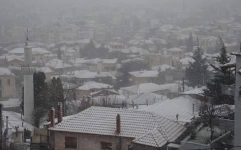 Κακοκαιρία: Σταθερή η στάθμη του Έβρου - Προβλήματα σε Ξάνθη και Καβάλα