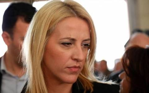 Δούρου: Δεν εκλήθην ως μάρτυρας στη δίκη της Κανέλλη