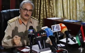 Νέος αρχηγός του λιβυκού στρατού ο αντι-ισλαμιστής Χαλίφα Χαφτάρ