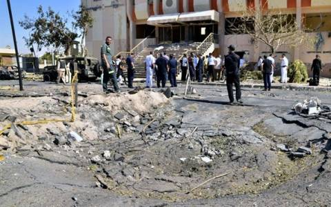 Αίγυπτος: Βομβιστική επίθεση στο Σινά - Ένας νεκρός και 24 τραυματίες