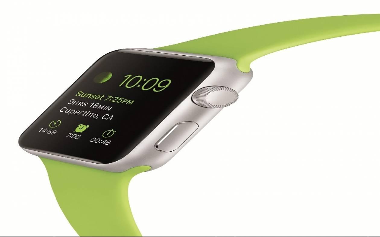 Σε αναμονή η Ελλάδα για το Apple Watch