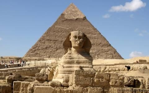 Το Ισλαμικό Κράτος απειλεί να καταστρέψει τη Σφίγγα και τις Πυραμίδες