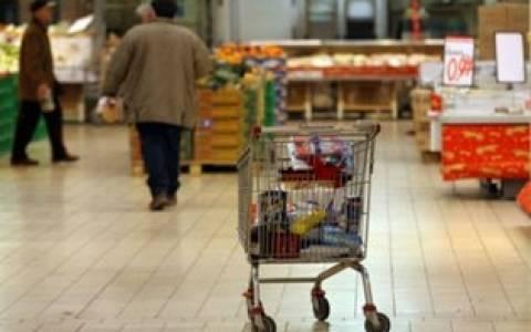 Νέα μείωση τιμών καταναλωτή το Φεβρουάριο