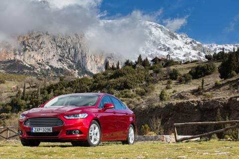 Ford: Πανελλήνια Παρουσίαση του νέου Mondeo