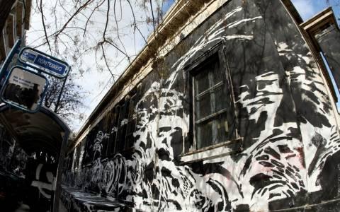 Στη διάθεση του ΕΜΠ τα συνεργεία του δήμου Αθηναίων για τον καθαρισμό των γκράφιτι