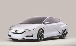 Honda: Το FCV Concept προαναγγέλλει την κοινωνία υδρογόνου