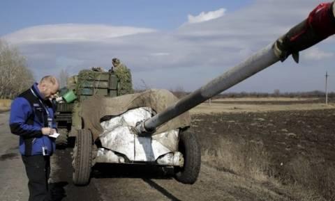 Ουκρανία: Το Κίεβο κατηγορεί τους αυτονομιστές για παραβίαση της εκεχειρίας