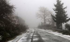 Κακοκαιρία: Αντιμέτωποι με προβλήματα οι κάτοικοι της Β. Ελλάδας