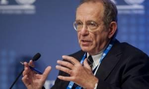 Πιέρ Κάρλο Πάντοαν: «Η Ελλάδα δεν θα βγει από το ευρώ»