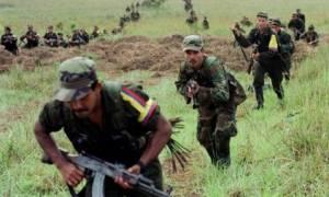 Κολομβία: «Παγώνουν» οι βομβαρδισμοί κατά του FARC