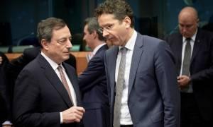 Ντράγκι: Προστασία της Ευρωζώνης από μια ελληνική μετάσταση