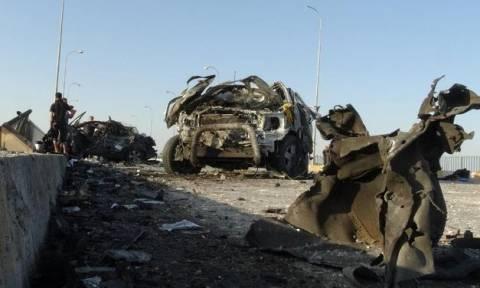 Ιράκ: Μπαράζ επιθέσεων αυτοκτονίας από τους τζιχαντιστές