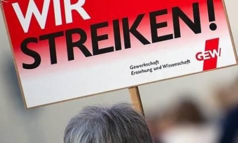 Γερμανία: Στάση εργασίας στο Δημόσιο για τους μισθούς