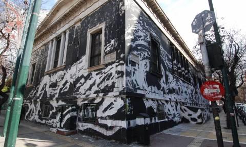 Γκράφιτι στο Πολυτεχνείο: Τέχνη ή βανδαλισμός; - Τι λένε οι πολίτες(pics+vid)