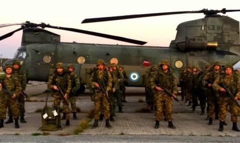 Συνεκπαίδευση Μονάδων της 79 ΑΔΤΕ με την Αεροπορία Στρατού (pics)