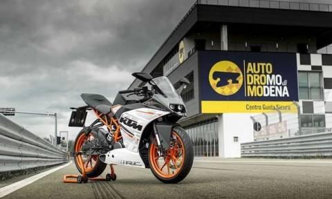 KTM: Γίνε πρωταθλητής μοτοσυκλέτας στην Ελλάδα