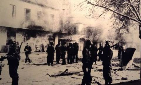 Οι Διστομίτες χαιρετίζουν την απόφαση Τσίπρα για τις γερμανικές αποζημιώσεις(vid)
