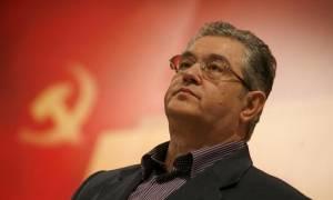 Κουτσούμπας: Επίθεση στην κυβέρνηση ΣΥΡΙΖΑ-ΑΝΕΛ