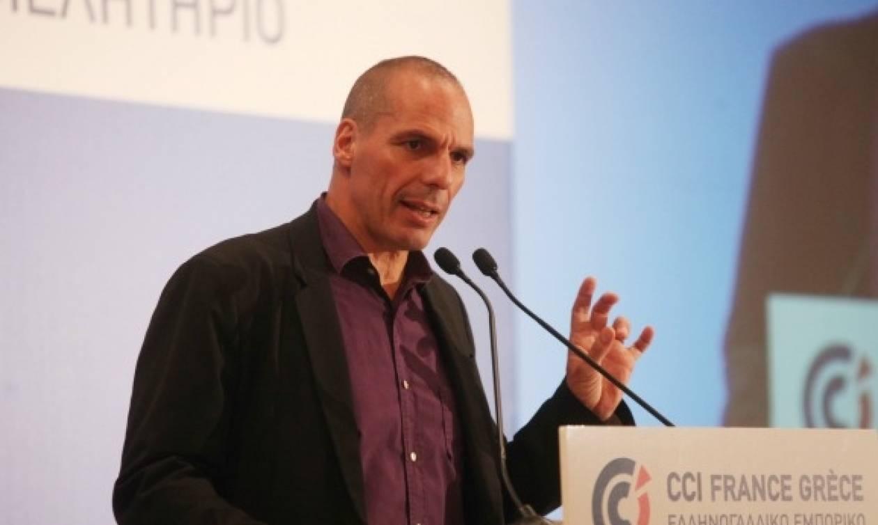 Βαρουφάκης: Στόχος δεν είναι η δόση, αλλά το τέλος της κρίσης