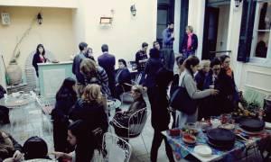 To Newsbomb.gr στο πρώτο Food Call Market της Αθήνας