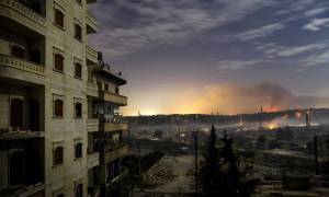 Η Συρία είναι η πιο «σκοτεινή» χώρα στον κόσμο