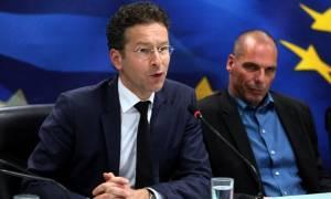 Ντάισελμπλουμ σε Βαρουφάκη: Αν θέλετε να φύγετε από το ευρώ, κανένα πρόβλημα