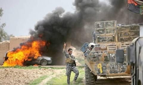 Ιράκ: Σφοδρές συγκρούσεις στο Τικρίτ