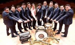 Boban I Marko Markovic Orchestra live στο Half Note