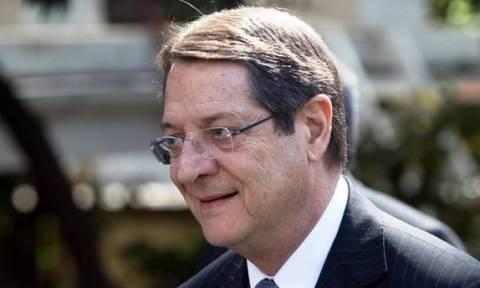 Ο Αναστασιάδης θα χειριστεί τα τεκταινόμενα στην ΚΤΚ