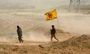 Ιράκ: 13 αεροπορικές επιδρομές κατά ΙΚ