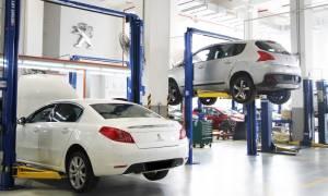 Peugeot: Πρόγραμμα συντήρησης ServiceGO