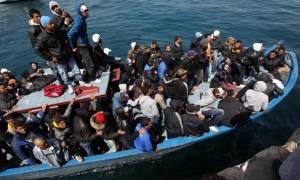 Οινούσσες: Εντοπίστηκαν 96 παράνομοι μετανάστες σε δύο λέμβους