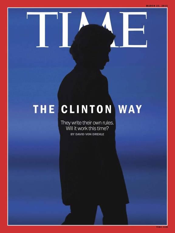 Το περιοδικό Time έβαλε... κέρατα στην Χίλαρι Κλίντον (photo)