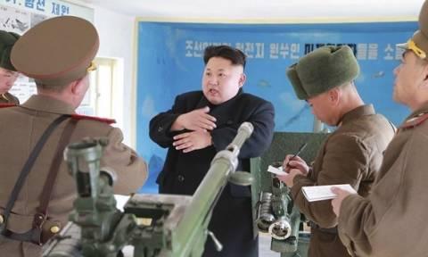 Πυραυλικές δοκιμές από τη Β. Κορέα, σύμφωνα με τη Σεούλ