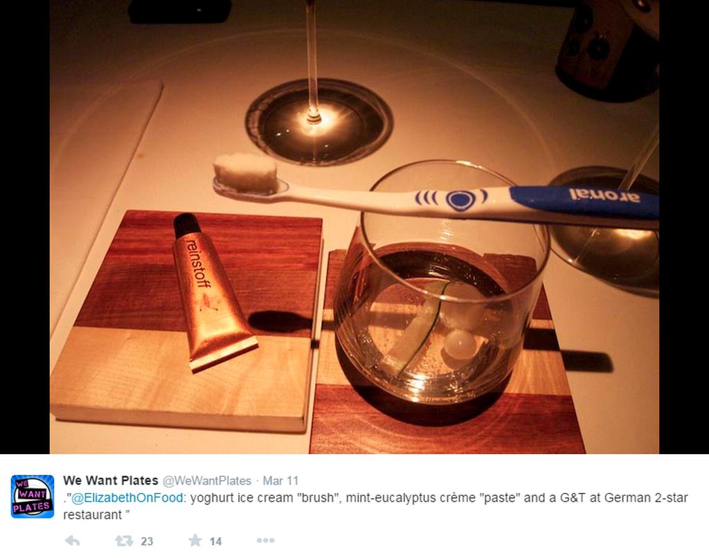 @wewantplates: Η αντεπανάσταση στο dining (photos)