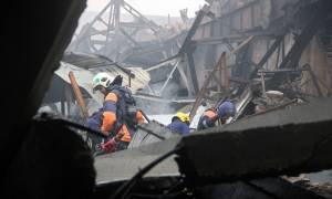 Ρωσία: Τουλάχιστον 12 οι νεκροί από την πυρκαγιά σε εμπορικό κέντρο