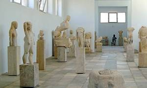 Μουσείο Δήλου: Κλειστό για λίγες ημέρες