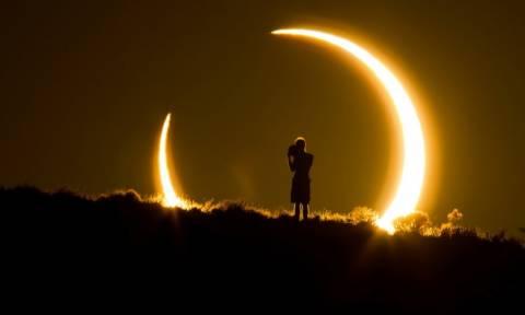 20 Μαρτίου: Έκλειψη ηλίου ορατή στην Ελλάδα (video)