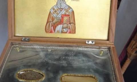 Λεμεσός: Υποδέχεται τα λείψανα του Αγ. Παρθενίου
