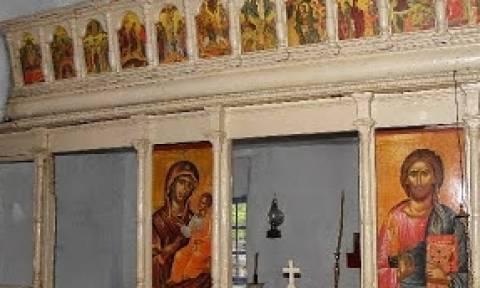 Το κελί του Οσίου Παϊσίου στον Τίμιο Σταυρό (pics)