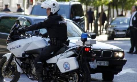 Σύλληψη αλλοδαπού με τέσσερα κιλά χασίς