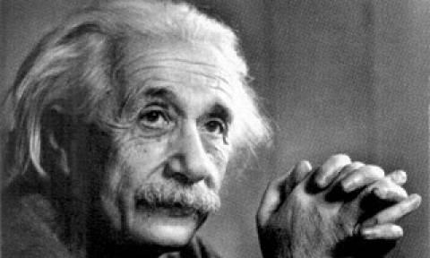 Σαν σήμερα το 1879 γεννήθηκε ο Άλμπερτ Άινσταιν