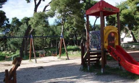 Παιδική χαρά - δημόσιος κίνδυνος στα Μελίσσια (Photos)