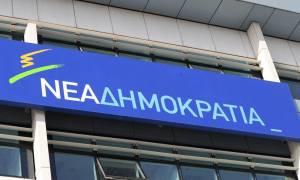 ΝΔ: Η κυβέρνηση γκρέμισε κάθε εμπιστοσύνη προς την Ελλάδα