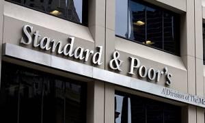 S&P: Aμετάβλητο με αρνητική προοπτική το αξιόχρεο της Ελλάδας